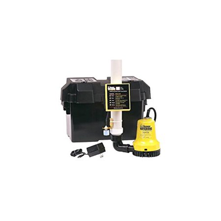 GLENTRONICS INC BWE Emergency Sump Pump (Best Water Powered Backup Sump Pump)