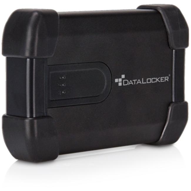 IronKey Basic H300 1TB Portable External Hard Drive, Black