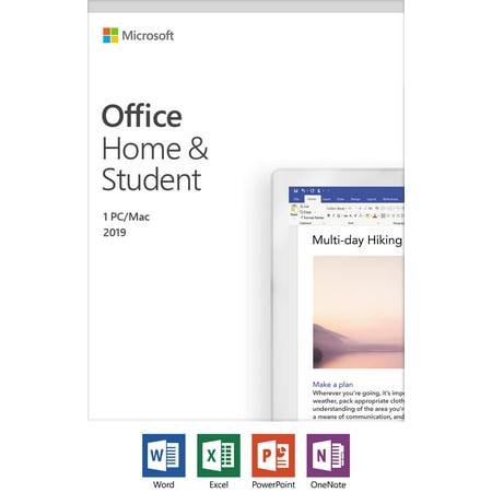 Microsoft Office Home and Student 2019 | 1 device, Windows 10 PC/Mac Key - Microsoft Windows 7 Halloween Theme
