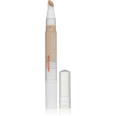 Neutrogena SkinClearing Blemish Concealer, Fair [05], 0.05 oz (Pack of