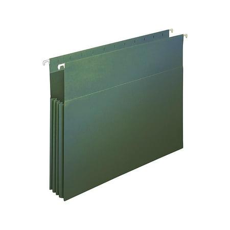 - Staples Hanging File Folders 3-1/2