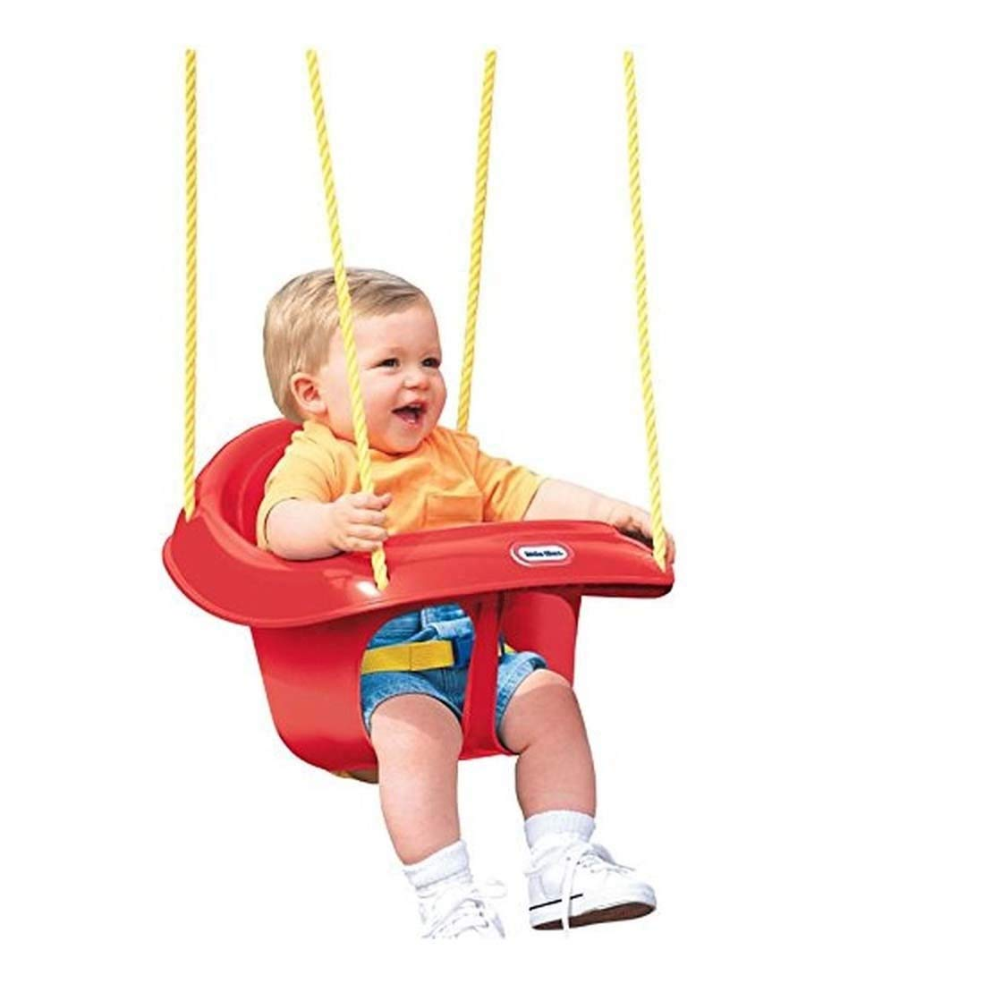 High Back Toddler Swing Frustration Weight limit up to 50lbs, Brand New. Little Tikes High Back Toddler Swing By Unbranded