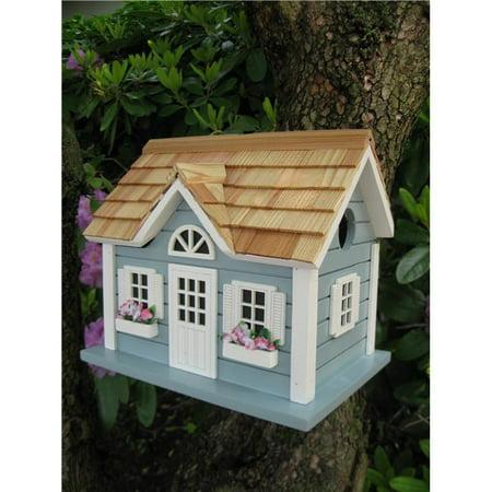 Home Bazaar HB-9302S S-rie naissante Nantucket Cottage - Bleu - image 1 de 1