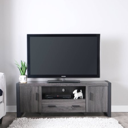 Walker Edison Reclaimed Wood TV Stand for TVs up to 65