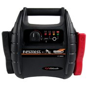 Schumacher Electric 12AH Instant Power with Air Compressor