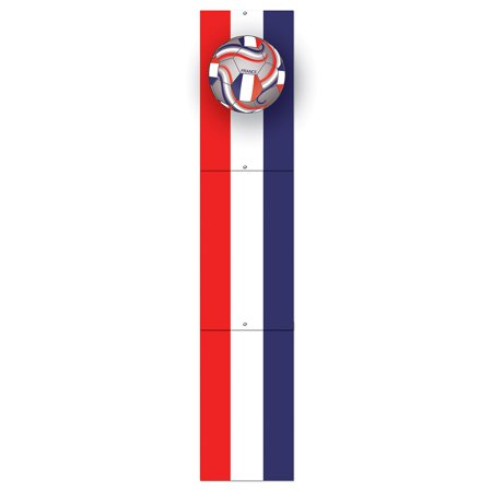 Club Pack of 12 Red, White and Blue