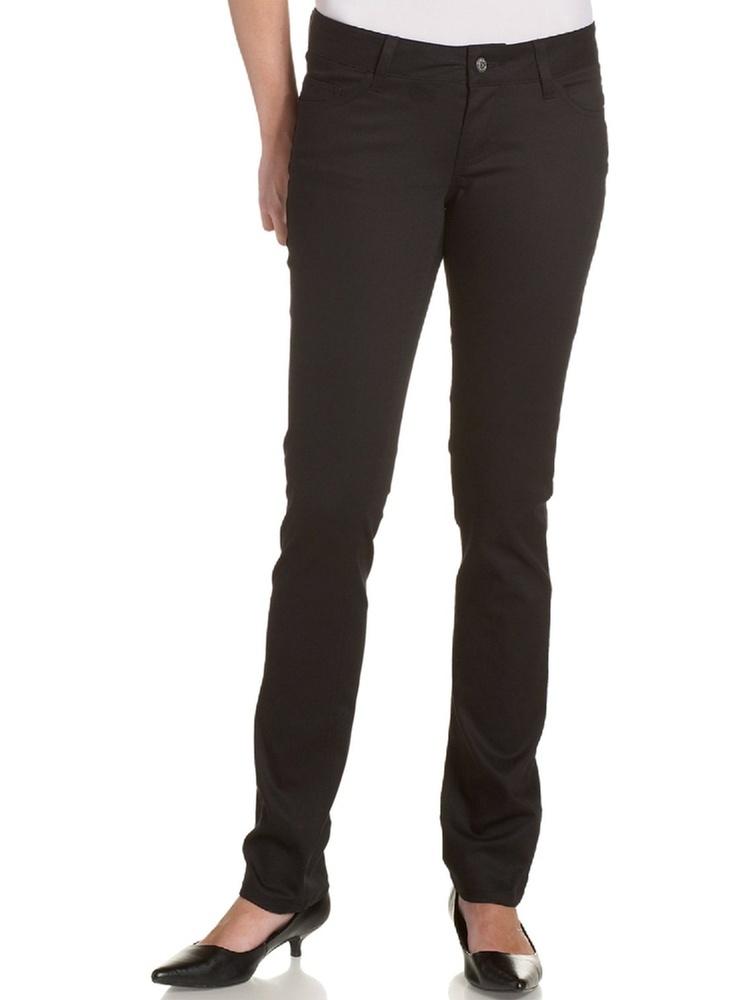 Dickies Girl Juniors Worker Bootcut Pants