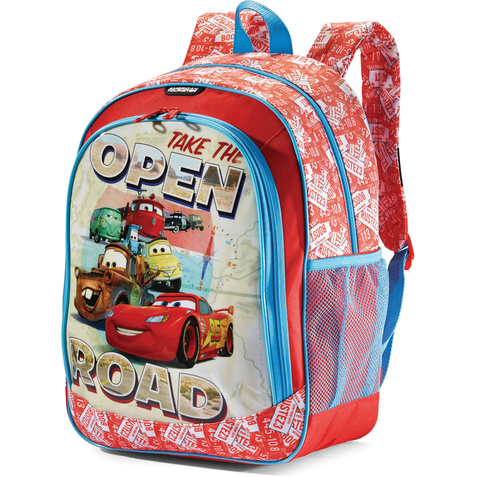 American Tourister Disney Cars Backpack