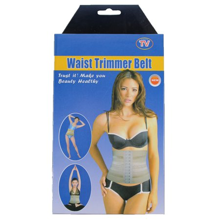 Women's Adjustable Waist Trimmer Belt As Seen on TV ()