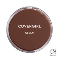 COVERGIRL Clean Powder Foundation, 160 Classic Tan