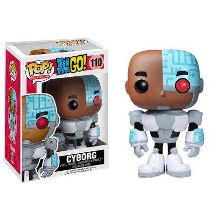 Teen Titans Go! POP Cyborg Vinyl Figure