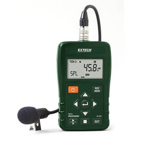 Extech SL400 Noise Dosimeter