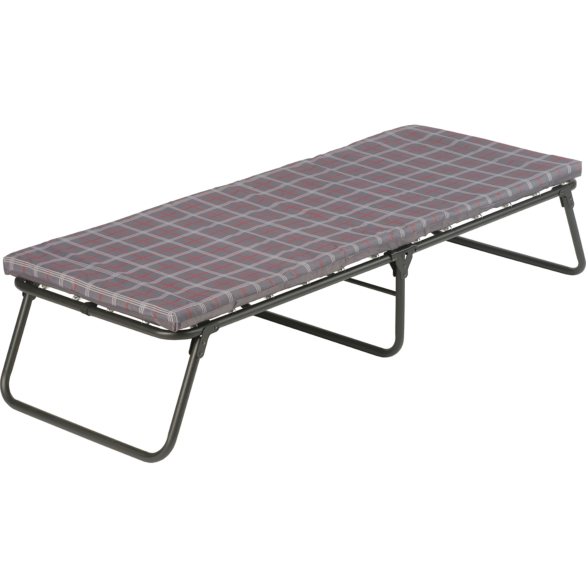 - Coleman Comfort Smart Foldable Camping Cot With Foam Mattress