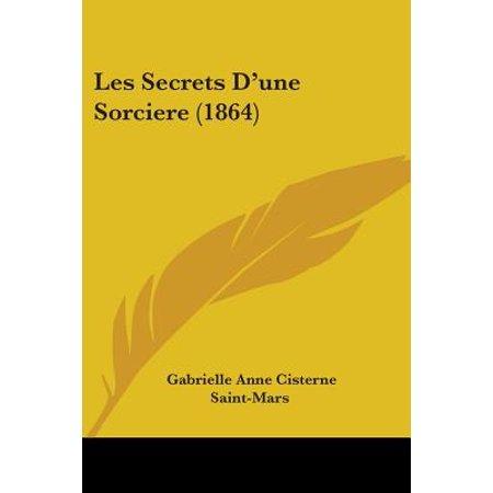 Les Secrets D'Une Sorciere (1864) - Les Sorciere D'halloween
