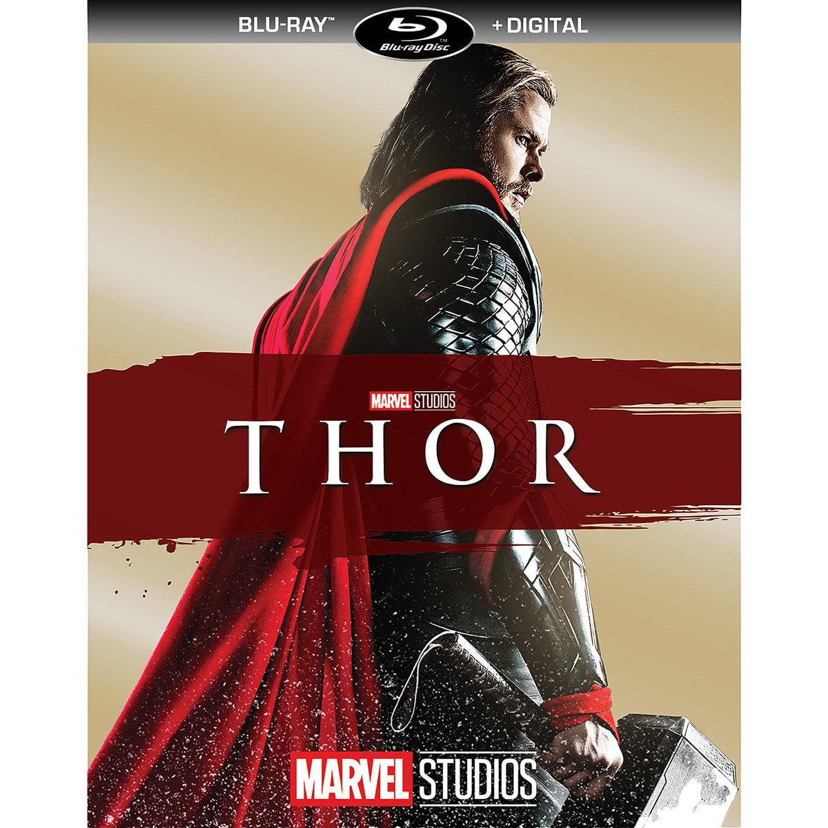 Thor (Blu-ray + Digital)