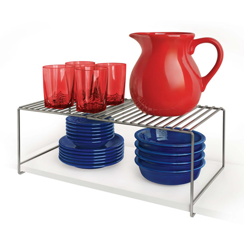 Lynk® Expandable Kitchen Cabinet, Pantry, and Closet Shelf ...