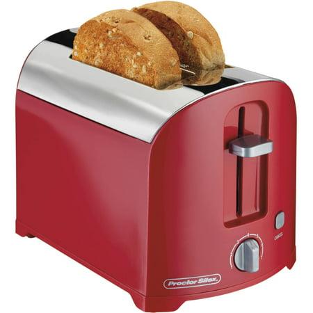 Proctor Silex 2 Slice Toaster | Model# 22642