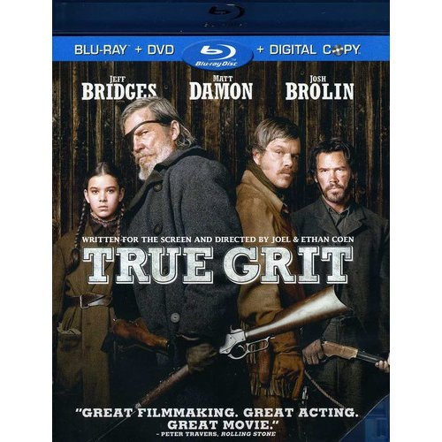 True Grit (2010) (Blu-ray)