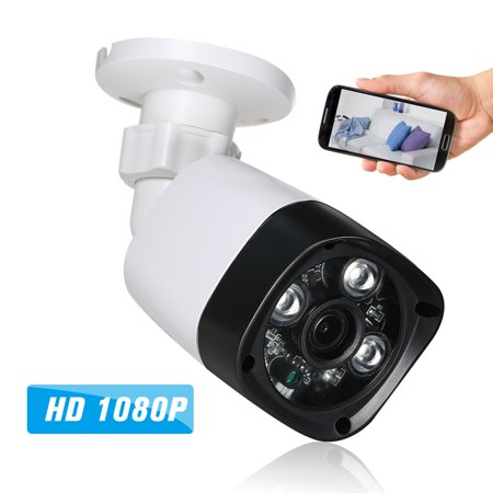 1080P HD POE IP Camera 2.0MP 4mm 1/3