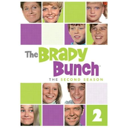 The Brady Bunch: The Second Season (DVD) (Brady Bunch Jan)
