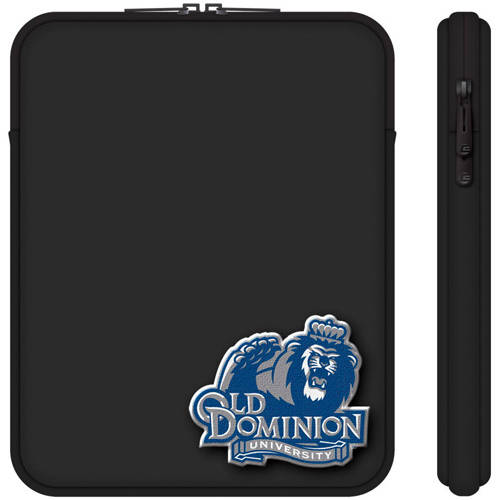 "Centon 10"" Classic Black Tablet Sleeve Old Dominion University"