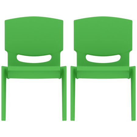 About A Chair 12 Side Chair.2xhome Set Of 2 Two Green Kids Size Plastic Side Chair 12