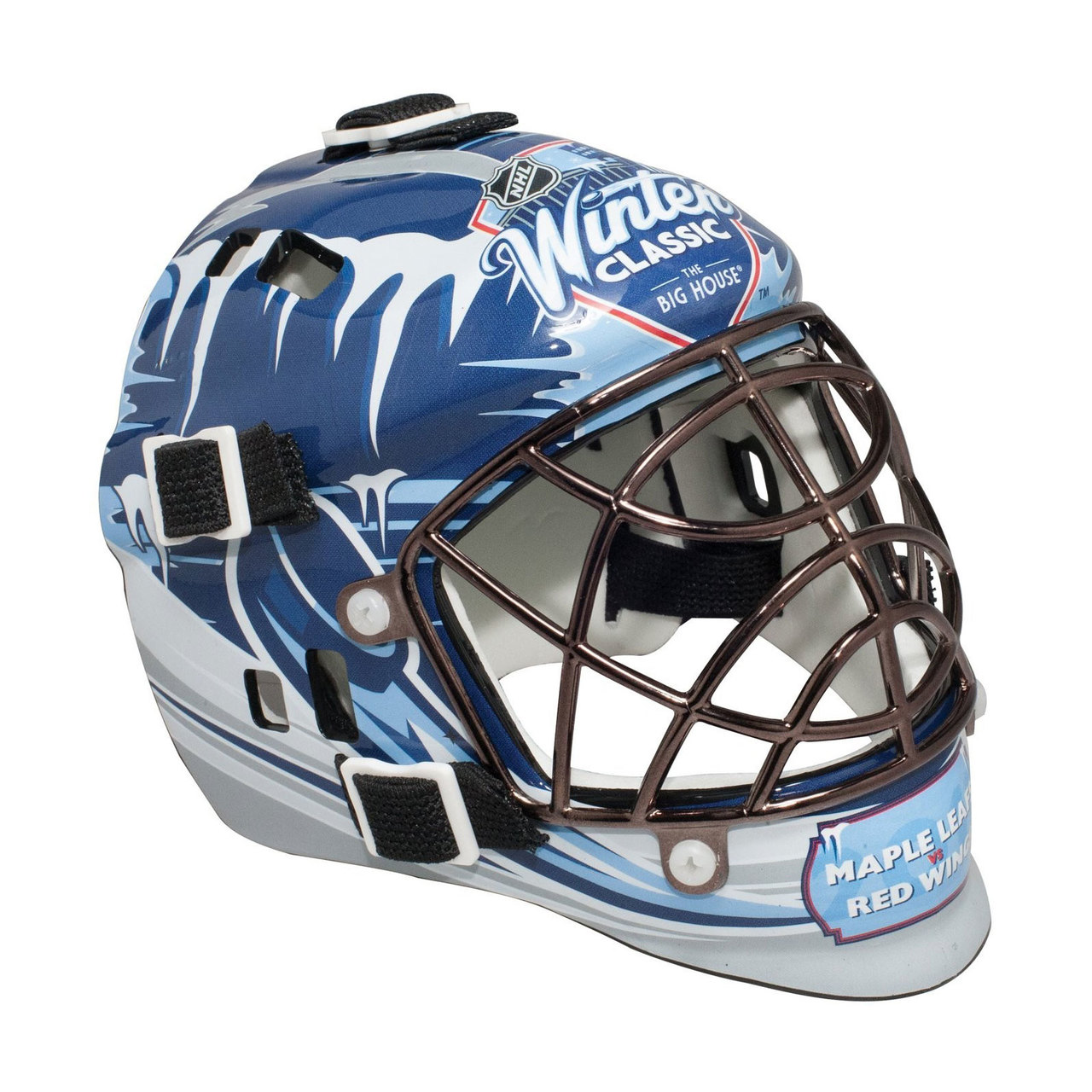 Franklin Sports NHL Winter Classic Mini Goalie Mask by Franklin Sports