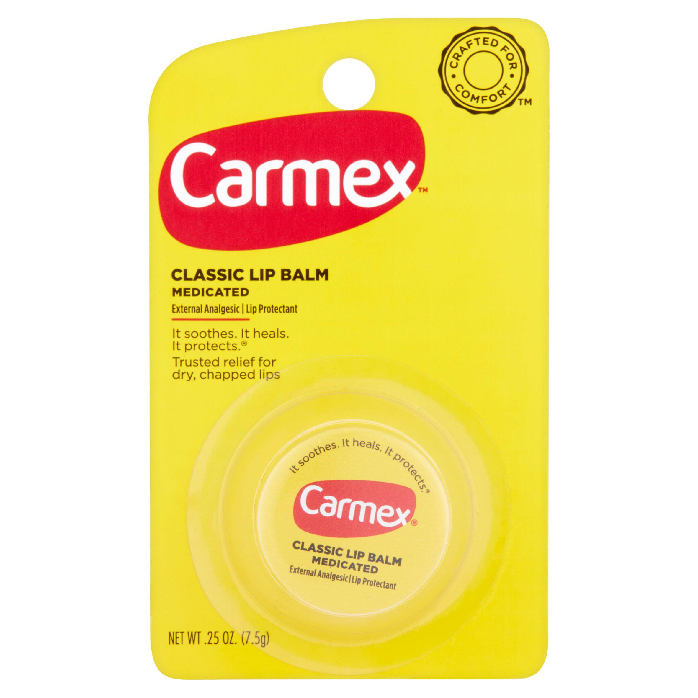 Carmex Original Lip Balm, 0.25 OZ