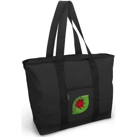 Ladybug Tote Bag Deluxe Bags