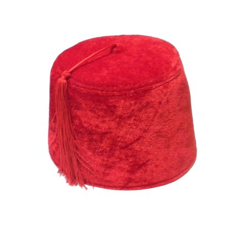 Red Fez, Fez By Jacobson Hat Company