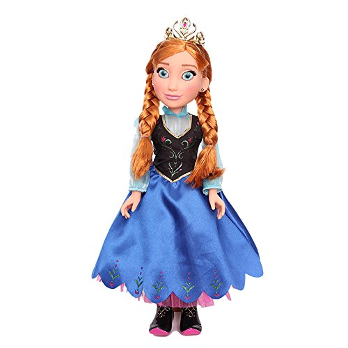 "Disney Frozen Anna 21"" Doll"