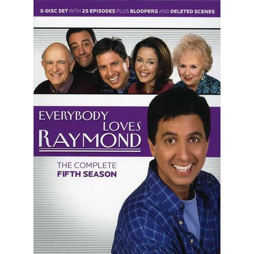 Everybody Loves Raymond: The Complete Fifth Season (Widescreen)
