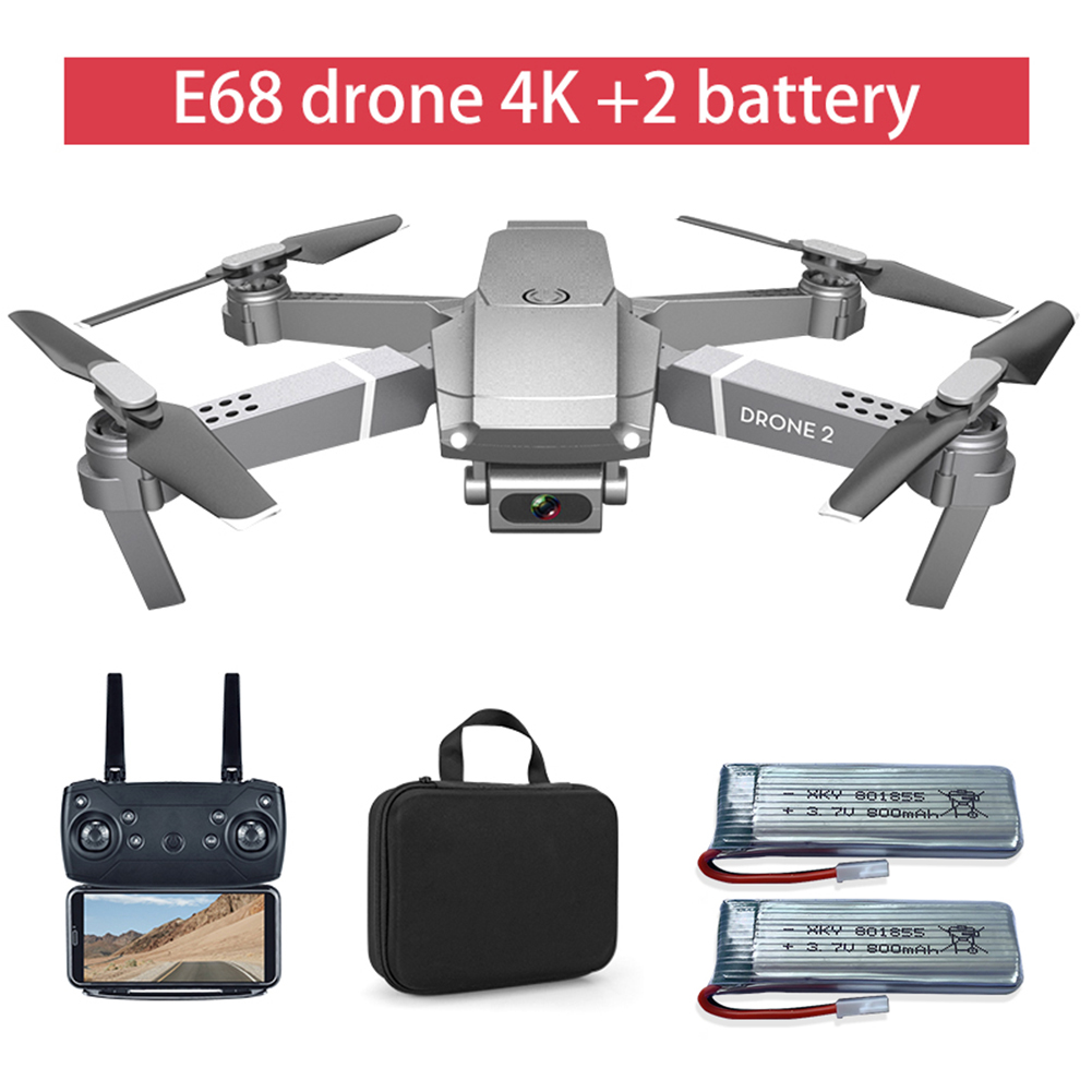 Details about  /Aerial Drone RC Quadcopter 4K//1080P HD Camera Altitude Hold 2.4GHz 4Ch