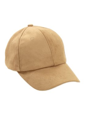 b1088ae1827 Product Image Women s Faux Suede Baseball Cap