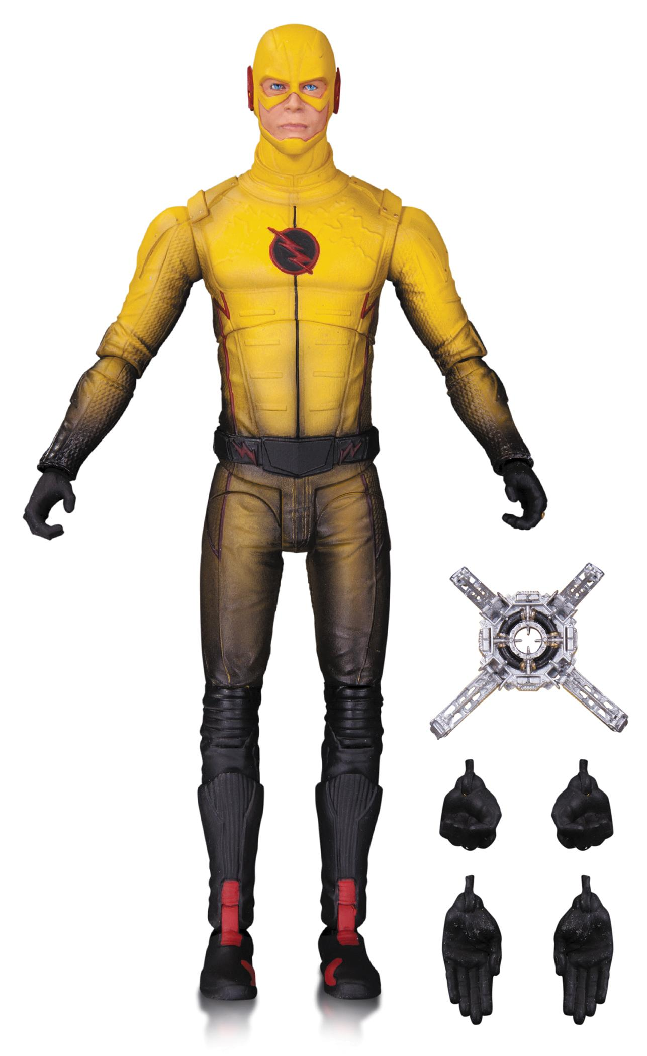 Flash TV: Reverse Flash Action Figure (Other) by DC Collectibles