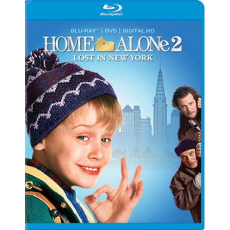 Home Alone 2: Lost In New York (Blu-ray) - Buzz Home Alone