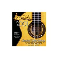 La Bella 2001 Light Tension Classical Guitar Strings