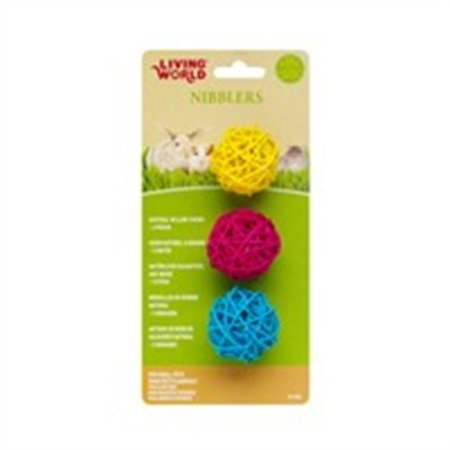 Lw Nibblers Willow Chews Balls