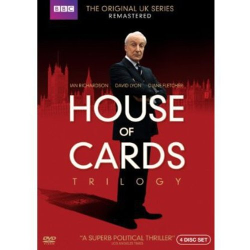 HOUSE OF CARDS TRILOGY (DVD/3PK/REMASTERED)