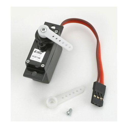 E-flite Aluminum Servo Arm EFLR71453 26g Digital MG Mini Servo