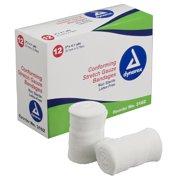Dynarex Stretch Gauze Bandages, Non-Sterile