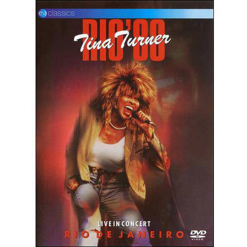 Tina Turner: Rio '88 - Live In Concert
