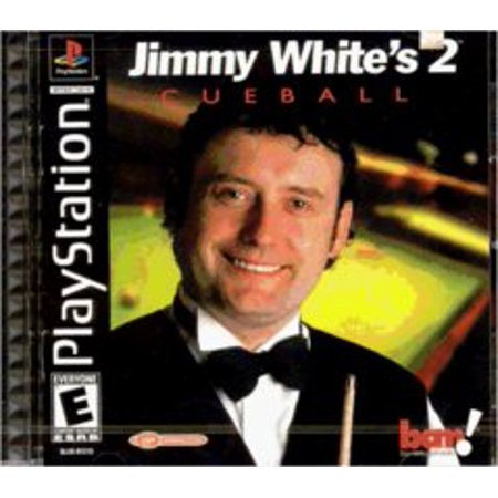 Jimmy Whites 2 Cueball - Playstation PS1