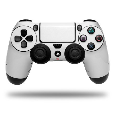 Solid State Speed Controller (Skin Wrap for Sony PS4 Dualshock Controller Solids Collection White (CONTROLLER NOT INCLUDED) )