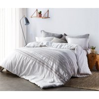 BYB Cambria Stitch Embroidered Comforter - White