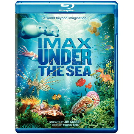 IMAX: Under the Sea (Blu-ray + Digital Copy) - Halloween Imax
