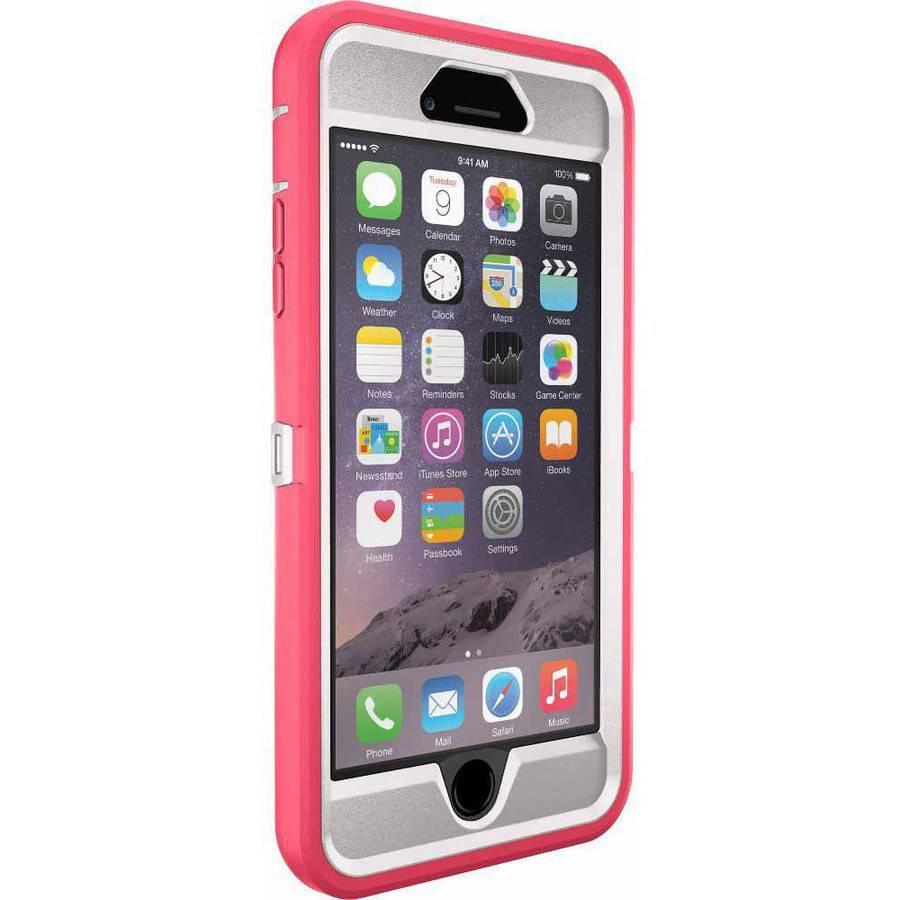 wholesale dealer c6eb7 052ef OtterBox Symmetry Series Case for Apple iPhone 6 Plus/6s Plus, Black