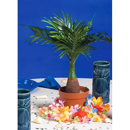 - Mini Palm Tree Centerpiece