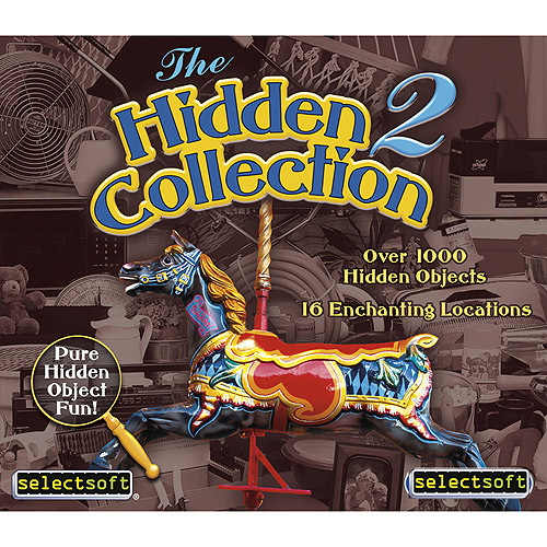 Selectsoft LGHIDCOL2J Hidden Collection 2 (PC) (Digital Code)