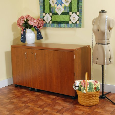 Kangaroo Kabinets Aussie Sewing Cabinet With Lift Mechanism